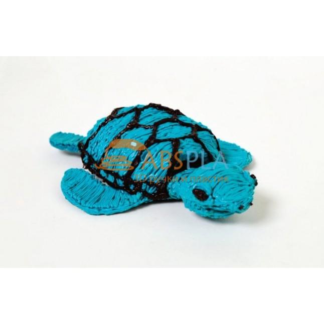 Морская черепаха - шаблон-трафарет для 3D ручки