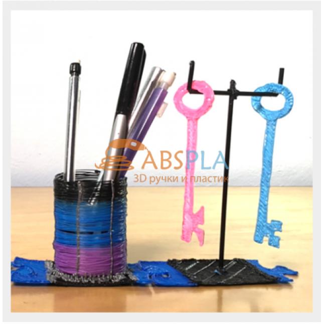Органайзер - шаблон трафарет для 3Д ручки