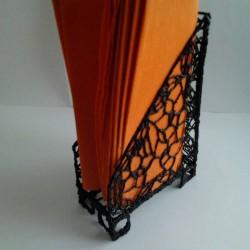 Салфетница - шаблон трафарет для 3Д ручки