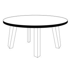 Стол - шаблон трафарет для 3Д ручки