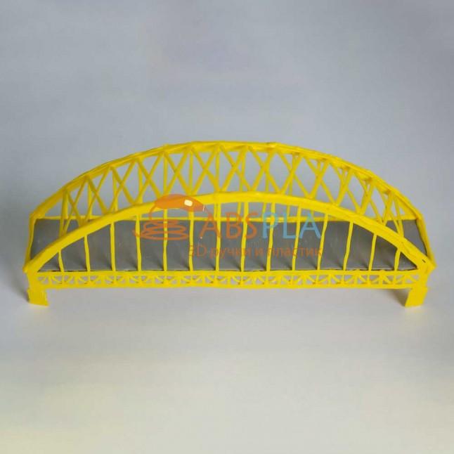 Питтсбургский мост - шаблон трафарет для 3Д ручки