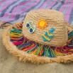 Украшения для шляпки - шаблон трафарет для 3Д ручки