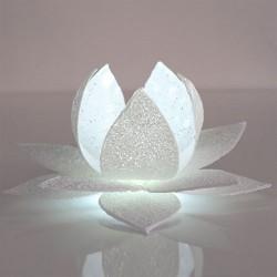 Цветок лотоса - шаблон трафарет для 3Д ручки