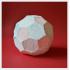 Мячик - шаблон-трафарет для 3D ручки