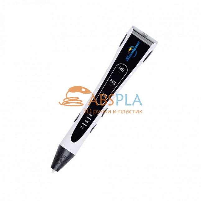 3D ручка 3D PEN P64 - белая