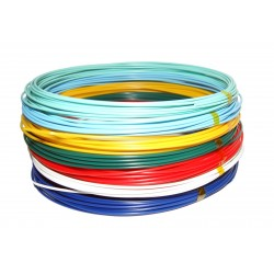 Набор ABS пластика для 3D ручки - 80 метров, 8 цветов