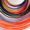Набор цветного ABS пластика для 3D ручки - 160м, 16 цветов