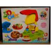 """Игровой набор 5D Color Dough """"Пицца, бисквит, яичница"""""""