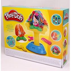 """Игровой набор пластилина Play-doh """"Сумасшедшие прически"""""""