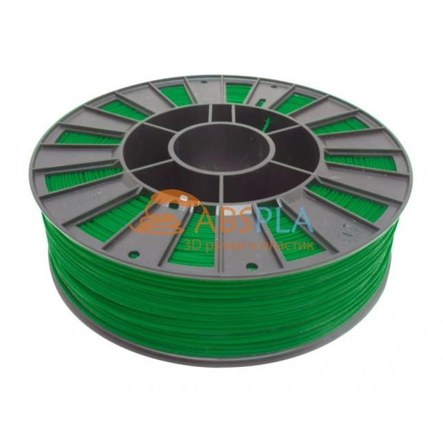 Травяной (светло-зеленый) PET-G пластик 300м. на катушке