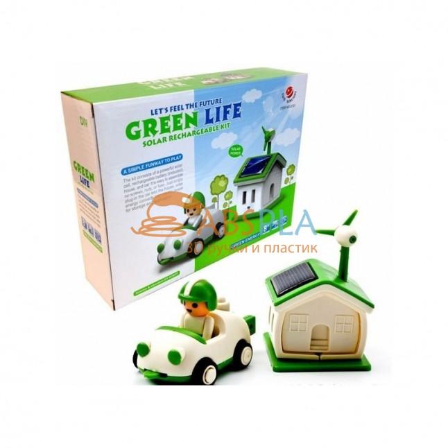"Обучающий конструктор ""Cute Sunlight Green Life"""