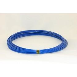 Синий пластик PLA 10 метров