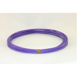 Фиолетовый пластик PLA 10 метров