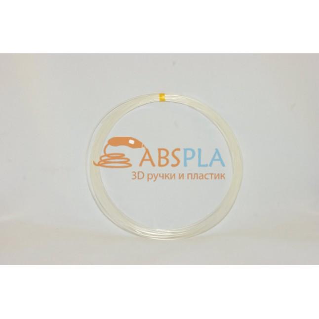 Натуральный пластик PLA 10 метров