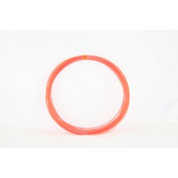 Оранжевый пластик ABS 10 метров