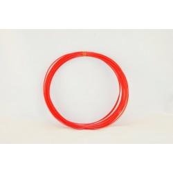 Красный пластик ABS 10 метров