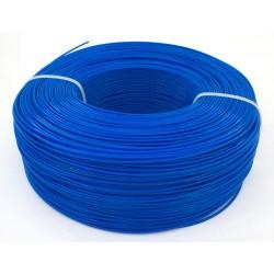 Моток синего PET-G пластика 1.16 кг ~ 400 м.