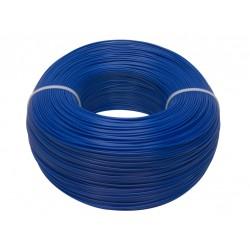 Моток синего ABS пластика 1кг ~ 400 м.