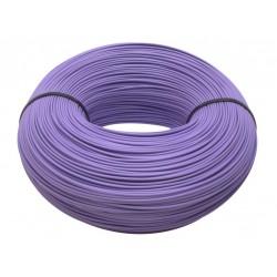 Моток фиолетового ABS пластика 1кг ~ 400 м.
