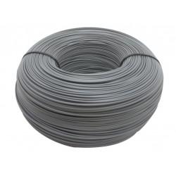 Моток серого ABS пластика 1кг ~ 400 м.