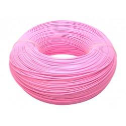 Моток розового ABS пластика 1кг ~ 400 м.