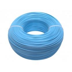 Моток голубого ABS пластика 1кг ~ 400 м.